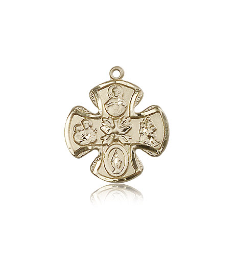 5-WAY Cross Pendant