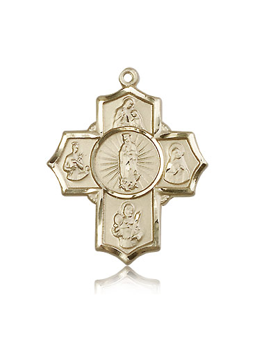 5-WAY / MOTHERHOOD Cross Pendant