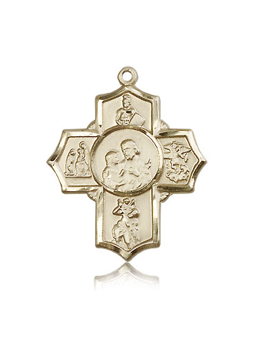 5-WAY / FIREFIGHTER Cross Pendant
