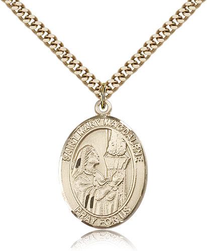 ST. MARY MAGDALENE Medal 7071GF/24G