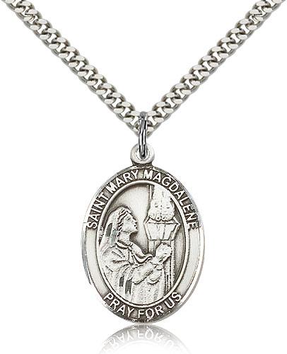 ST. MARY MAGDALENE Medal 7071SS/24S