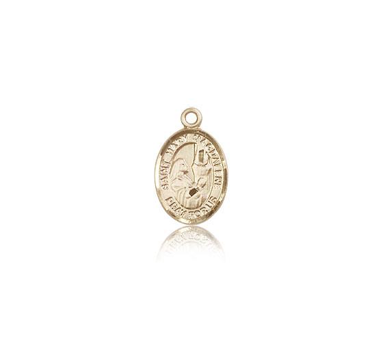 ST. MARY MAGDALENE Medal 9071KT
