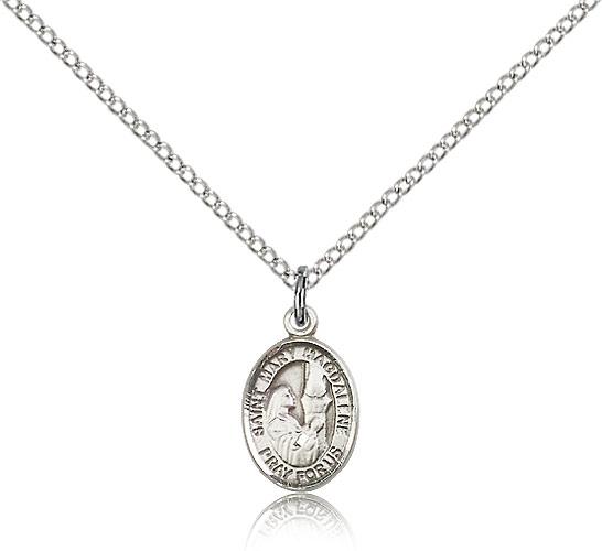 ST. MARY MAGDALENE Medal 9071SS/18SS